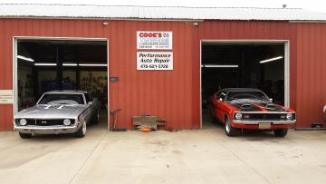 We at Cook's towing and Performance Auto repair understand your love for your vehicle.